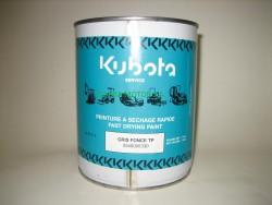 Pintura gris Kubota