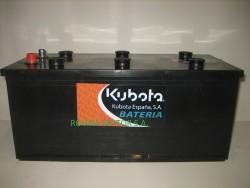 Bateria 180 Ah.