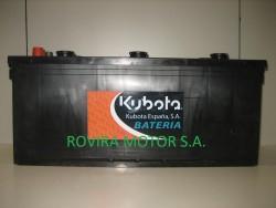 Bateria 125 Ah.