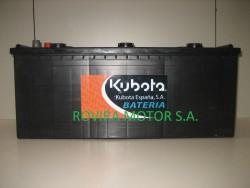Battery 180 Ah.