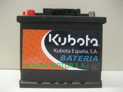 Bateria 45 Ah.