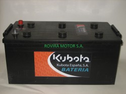Bateria 220 Ah