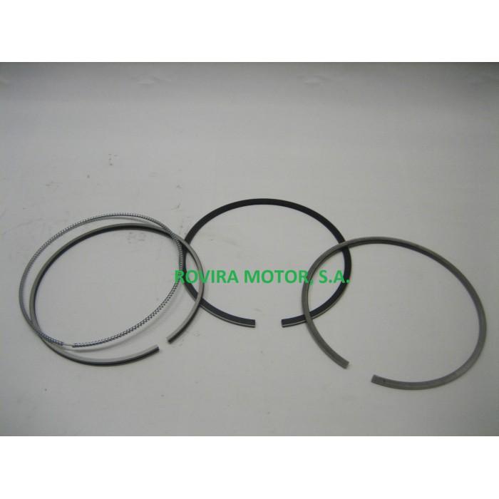 Assy piston ring STD