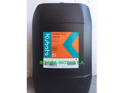 Aceite motor 20 l.