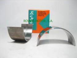 Metal crankpin
