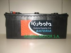 Battery 135 Ah.